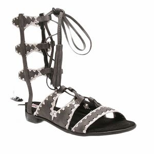 Black Too Catherine Gladiator Sandal - Women